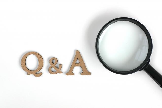 面接の際、必ず質問するべき?